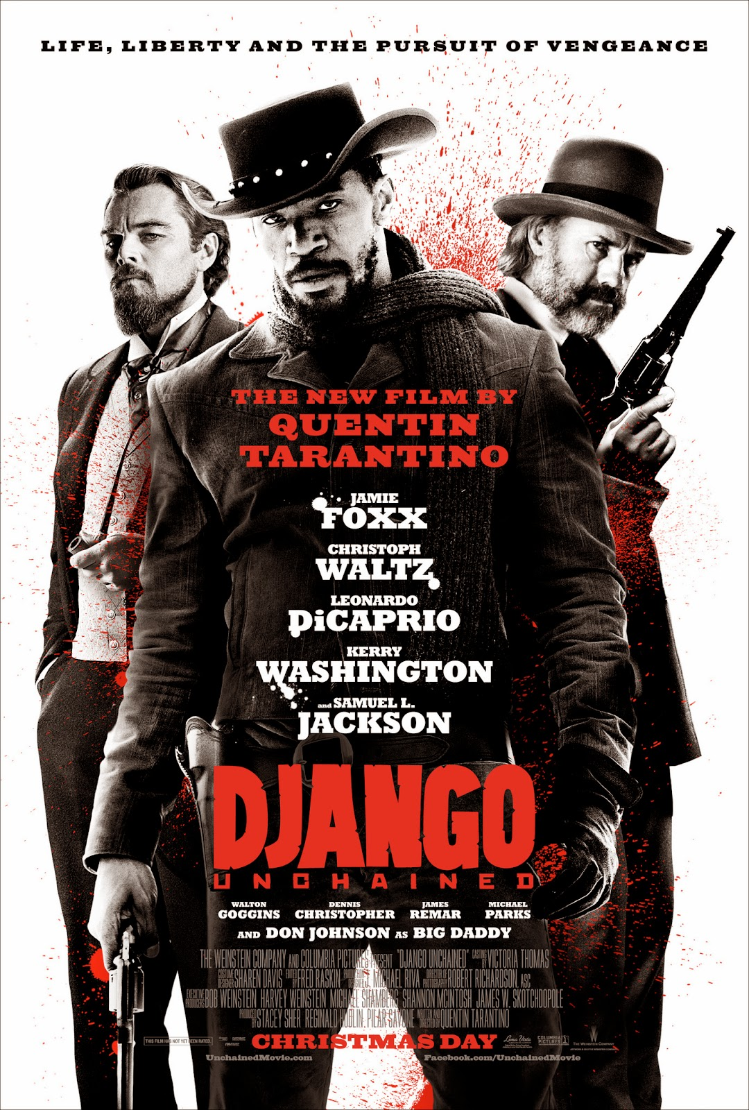 Django Unchained — 5 out of 5 stars