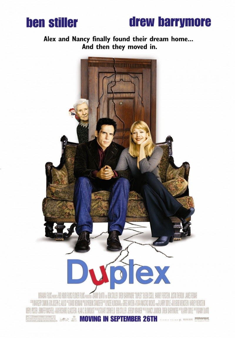 Duplex — 2.5 out of 5 stars
