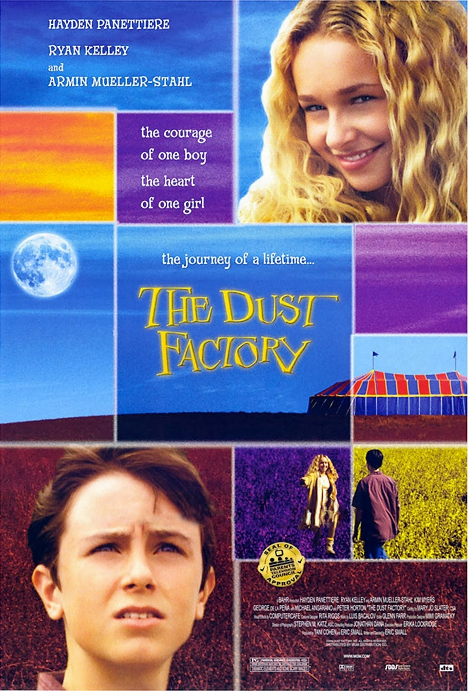 The Dust Factory — 2.5 out of 5 stars