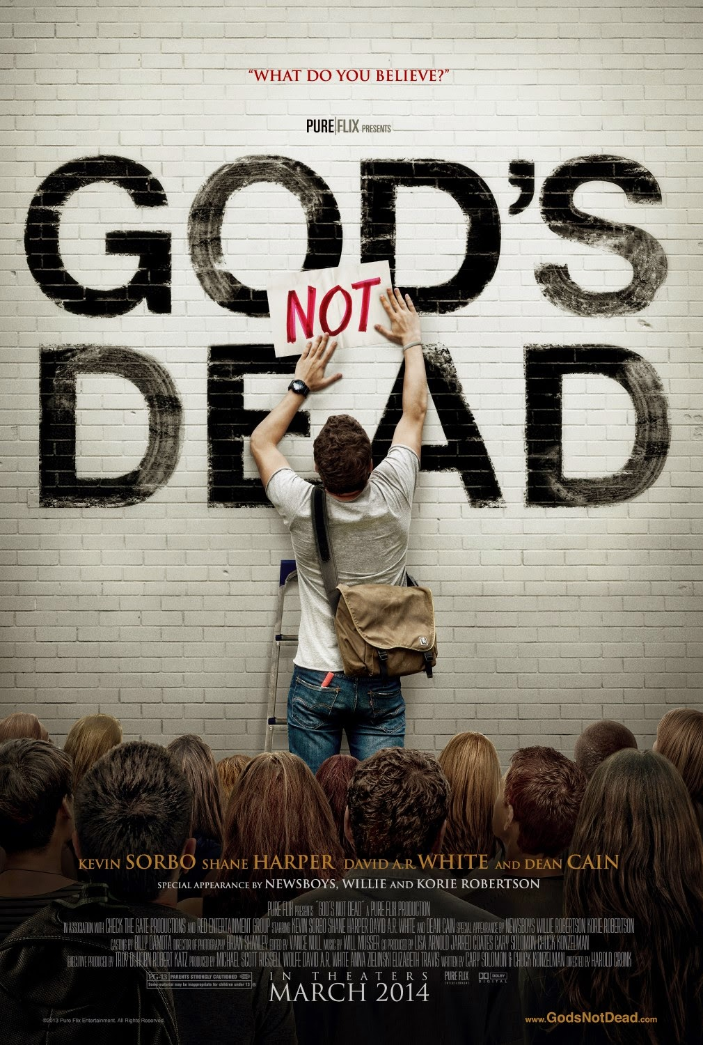 God's Not Dead — 1 out of 5 stars