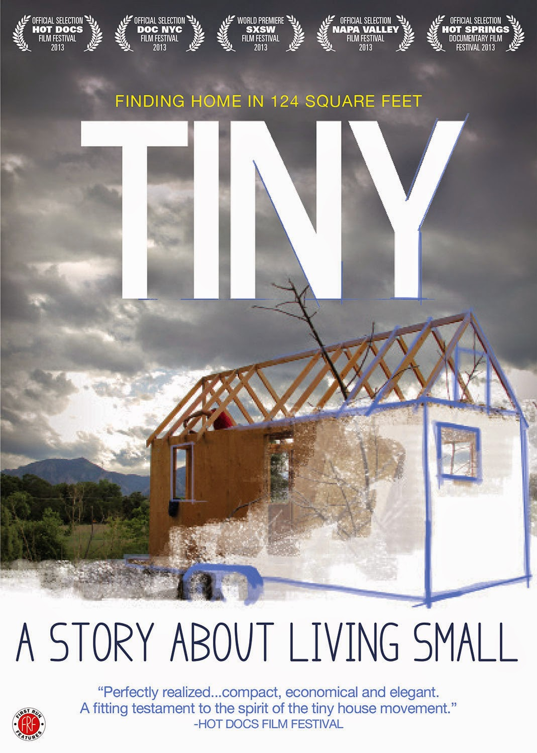 Tiny: A Story About Living Small — 3 out of 5 stars