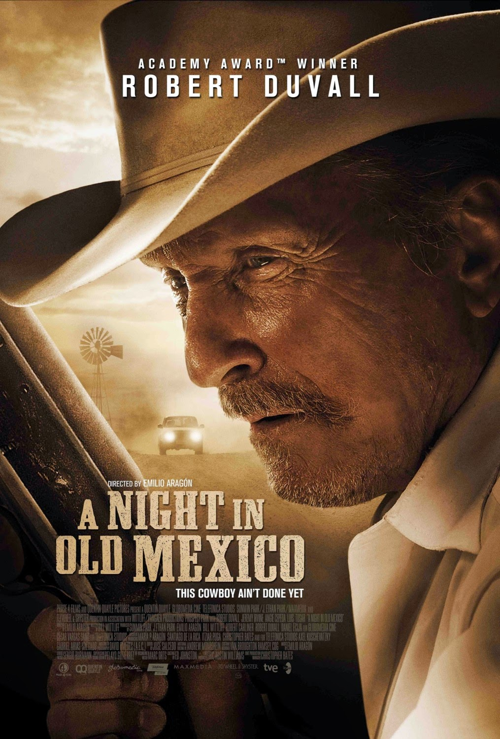 A Night In Old Mexico — 3 out of 5 stars
