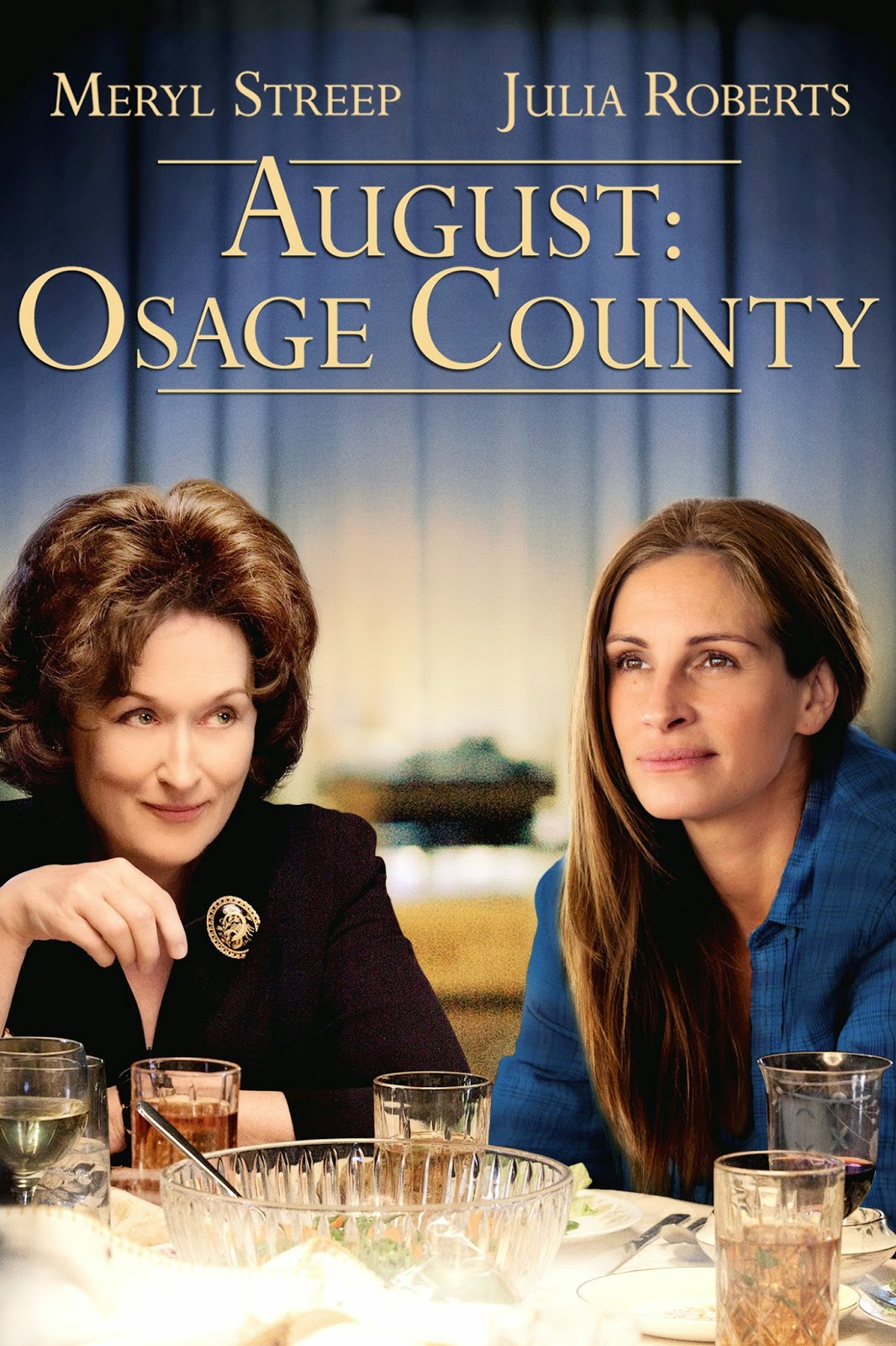 August: Osage County — 3.5 out of 5 stars