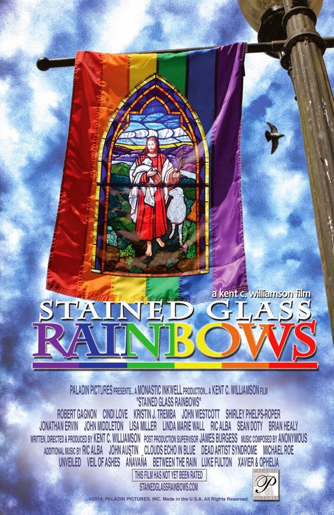 Stained Glass Rainbows — 4.75 out of 5 stars