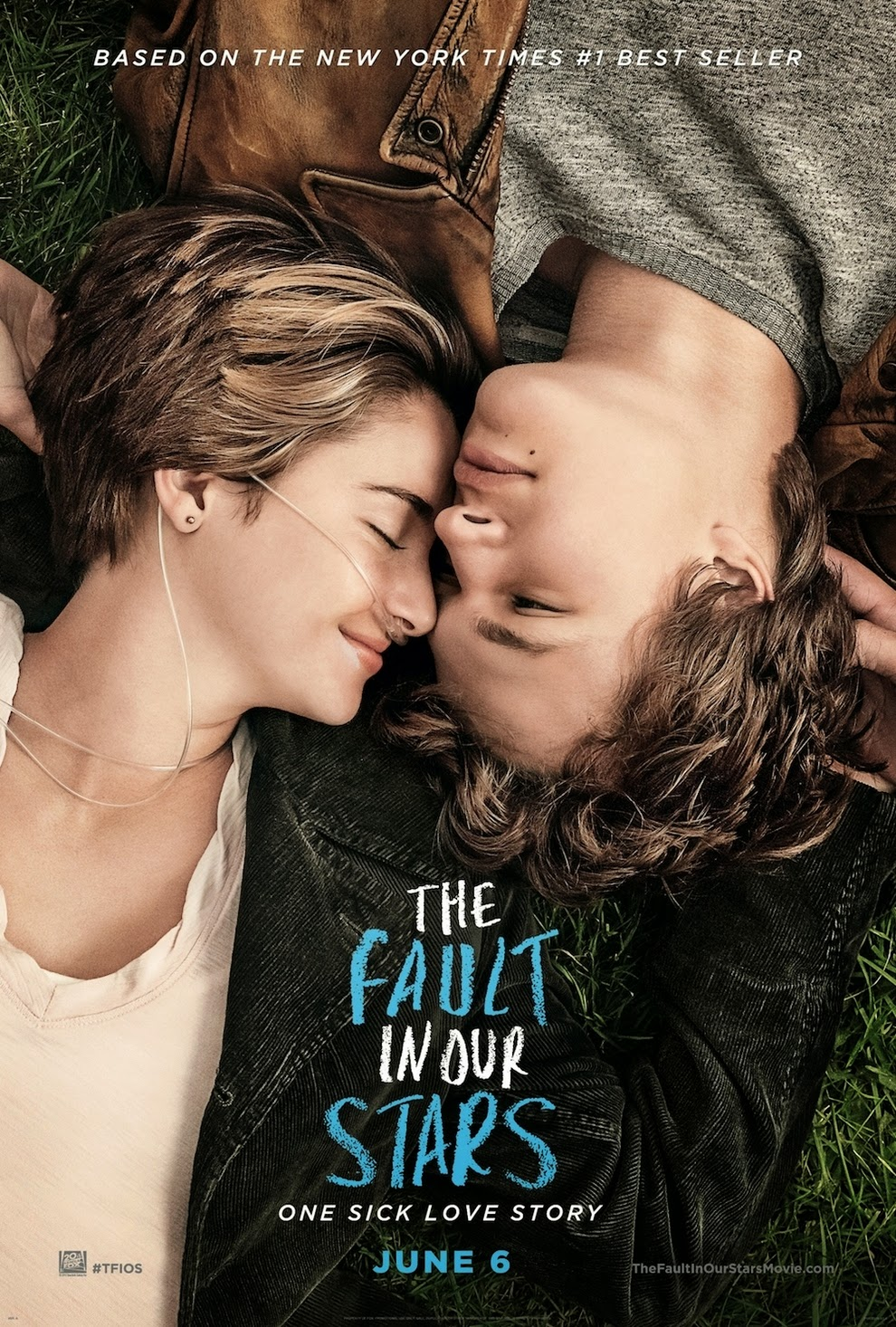 The Fault In Our Stars — 3 out of 5 stars