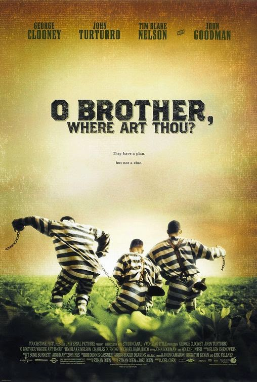 O Brother, Where Art Thou? — 5 out of 5 stars
