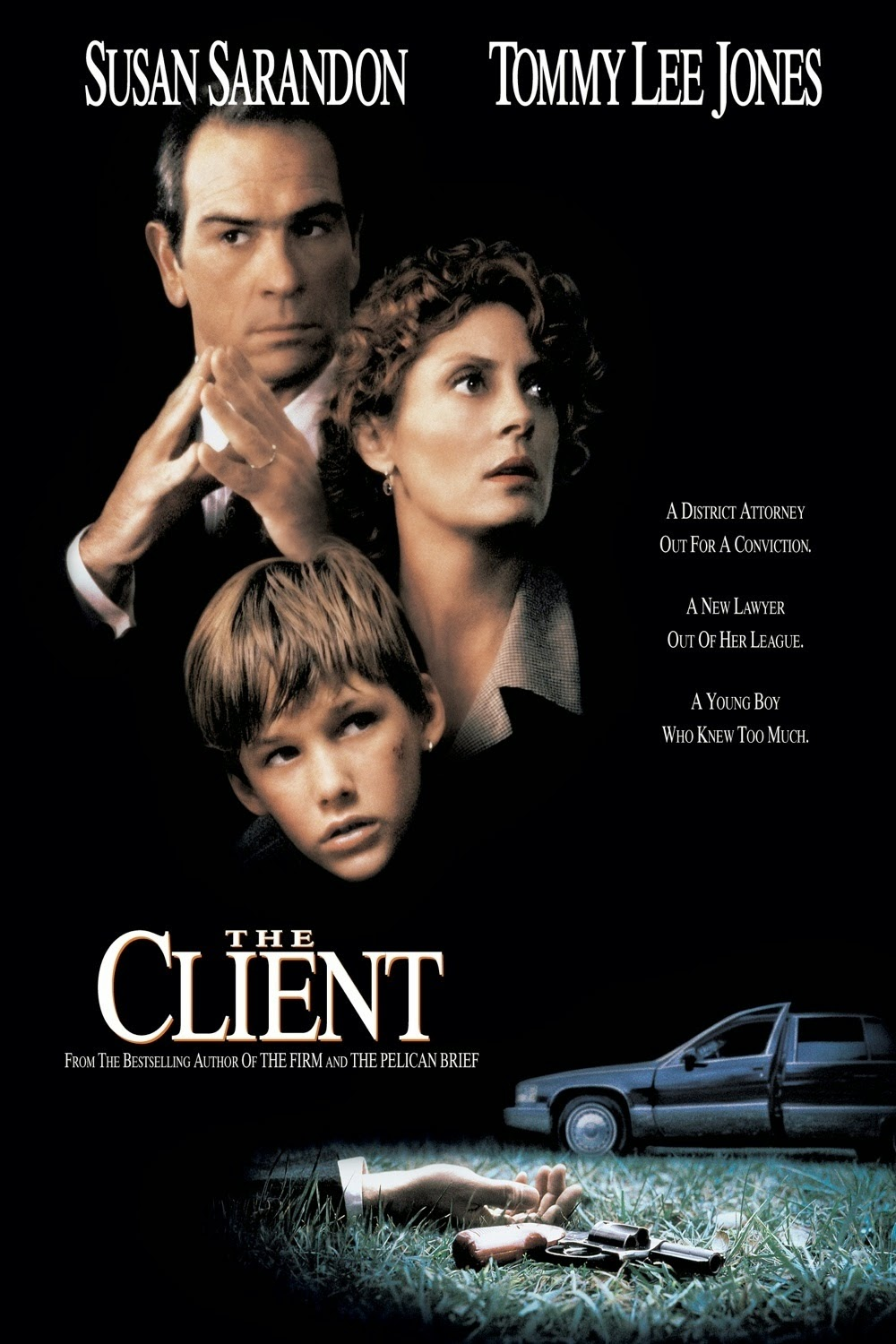 The Client — 3.5 out of 5 stars