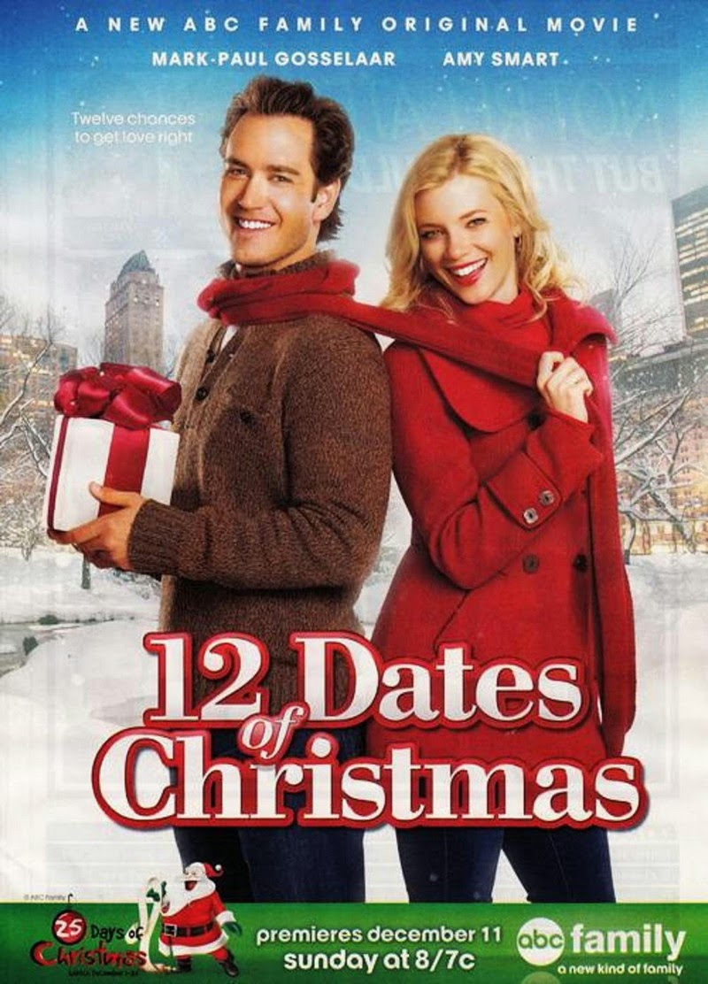 12 Dates of Christmas — 2.5 out of 5 stars