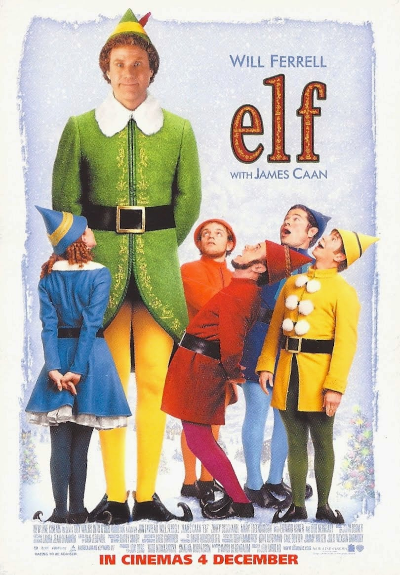 Elf — 2 out of 5 stars