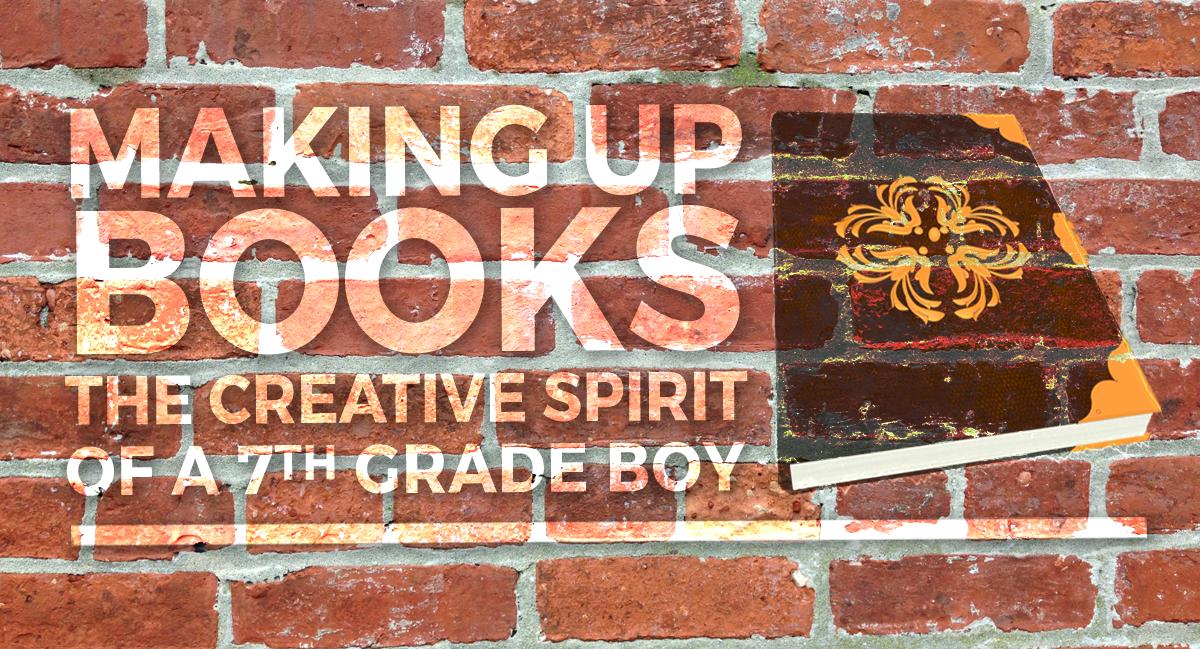 Making Up Books