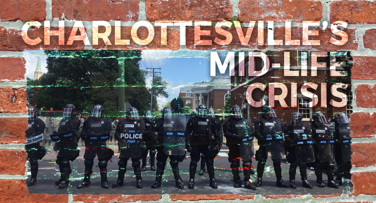 Charlottesville's Mid-Life Crisis